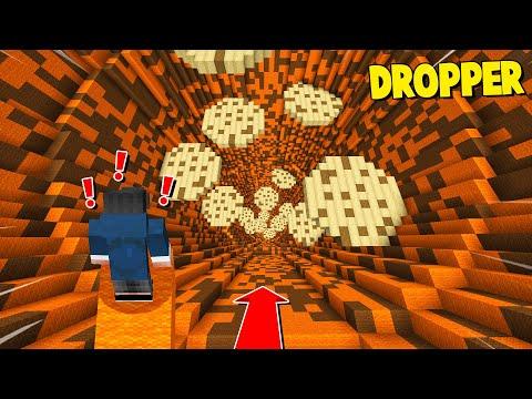 MAP DROPPER KEREN BUATAN SUBSCRIBER! - Minecraft Indonesia