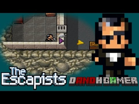 The Escapists: 003: Duct Tapes are Forever: Chipping Away  