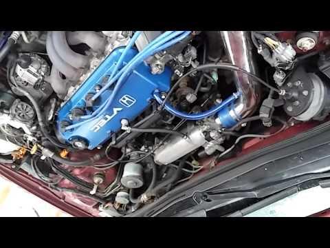 94 accord VTEC solenoid problems