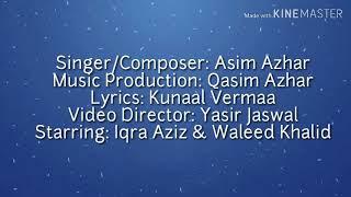 Download lagu Asim Azhar-Jo Tu Na Mila||||Lyrics Video