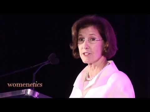 Inez Tenenbaum's Keynote at the 2012 POW! Awards