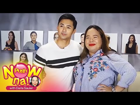 Push Now Na: Enzo Pineda opens up his vanity kit