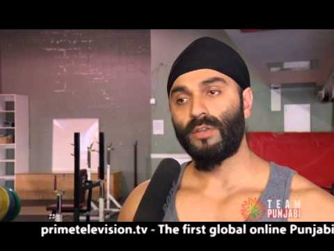 Romi Gill Vegetarian Bodybuilder Part 2