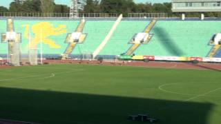 Sofia 2013 Deaflympics -- Athletics Men
