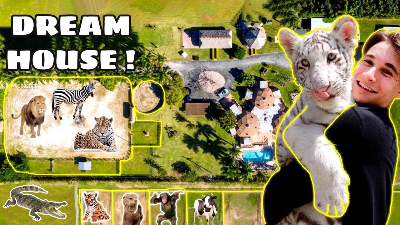 I BOUGHT A ZOO ! *Dream House*