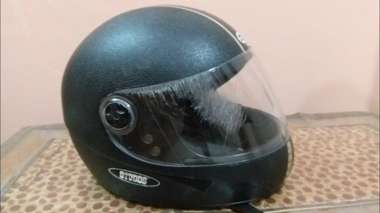 3260a5e9 Studds chrome elite-the best budget helmet-saved my head👌👌👌 - YouTube