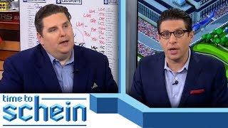 Brian Windhorst talks LeBron James   Time to Schein
