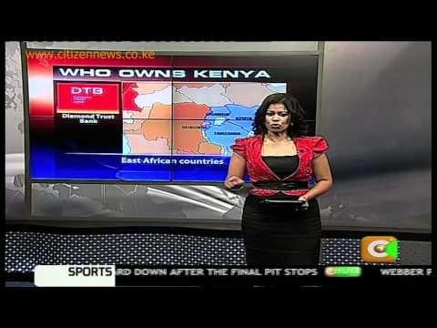 Who Owns Kenya: Diamond Trust Bank Ltd