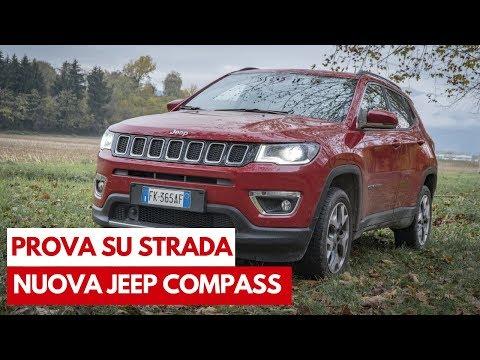 Nuova Jeep Compass | Prova su strada