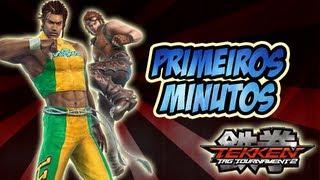 Dia de Jogo Novo - Tekken Tag Tournament 2 / Eddy Dublado!! [BR]