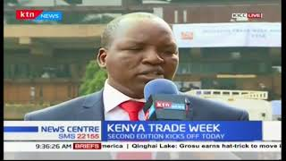 Kenya Trade Week kicks off in Nairobi City