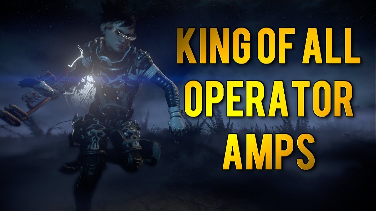 Warframe the king of all amps best amp right now also youtube rh