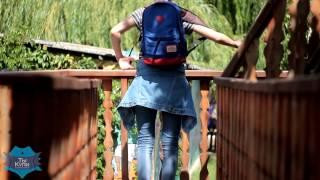 Городской женский рюкзак Кошачьи ушки купить в Украине - обзор