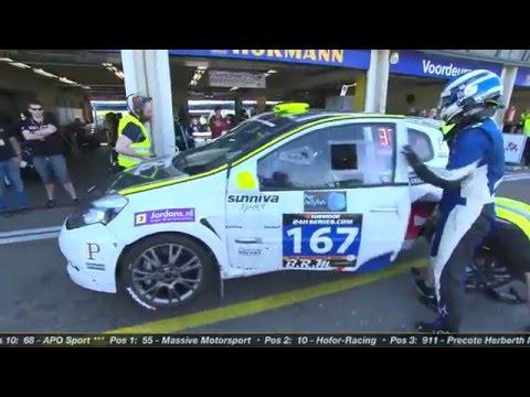 Hankook 12H Zandvoort 2016 - Andrew Gordon-Colebrooke Interview - Preptech UK