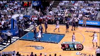 Orlando Magic All Field Goals Highlights vs Atlanta Hawks - 2010 Playoffs Game 1