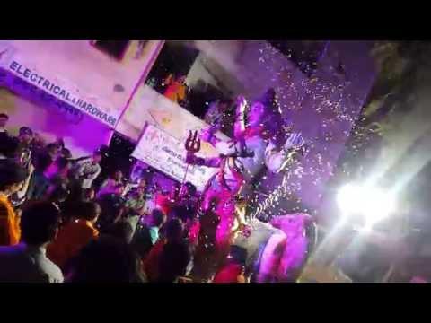 Ganesh Visarjan Band in Hyderabad 2016...
