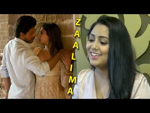 Harshdeep Kaur Live Performance| Zaalima | Shahrukh Khan's RAEES
