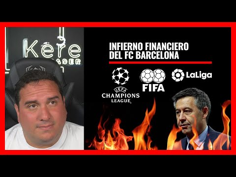 Panorama Kere - Infierno fiscal ⚽ FC Barcelona ⚽  - BTC - Biden