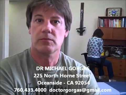 Oceanside Chiropractors | Third Nerve Palsy treated by Dr. Gorgas