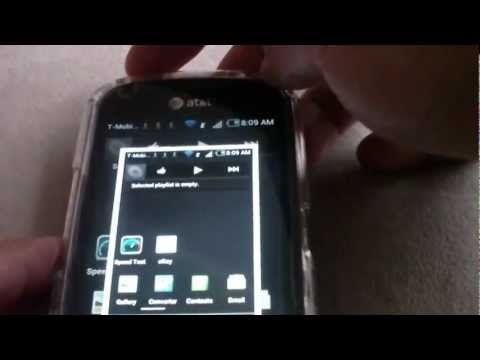 How to take a Screenshot on your Pantech Burst Phone (ICS)