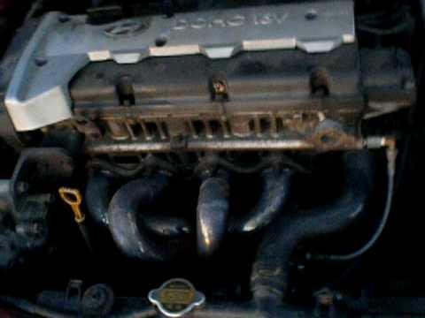 Subaru Mini Sti Burnout (1/2)