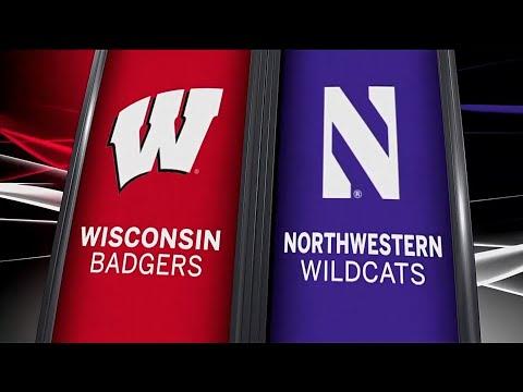 Wisconsin at Northwestern - Men