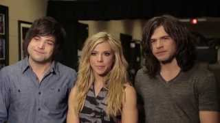 Behind the Scenes with The Band Perry - 2014 ACM Awards