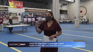 Election Night in Bennington // 11-3-20