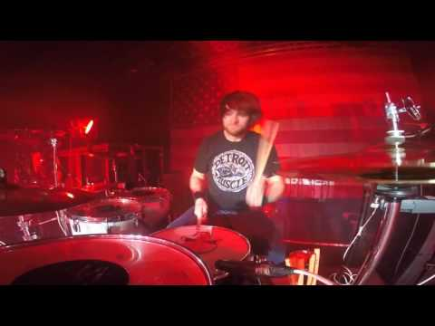 """Free For All"" - Jason Hartless Drum Cam"