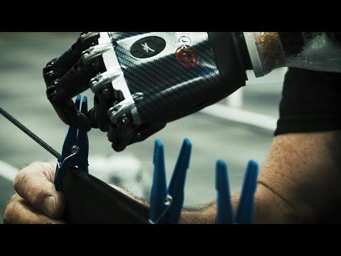 Cybathlon 2016: Powered Arm Prosthesis Race