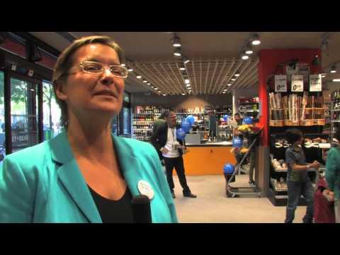Carine Petit - Maire du 14e arrondissement de Paris