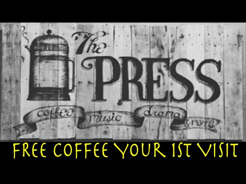 Things To Do In Jacksonville North Carolina  The Press Cafe Jacksonville NC