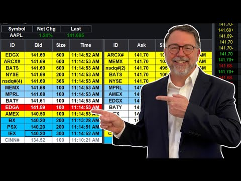 Bid Ask Tutorial: Stock Trading for Beginners