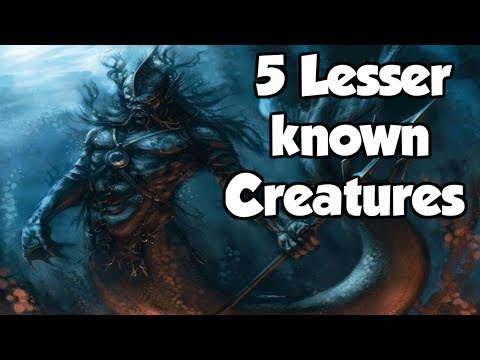 5 Creatures From Greek Mythology Most People Don't Know Exist - (Greek Mythology Explained)