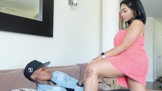 PLAY WITH MY K.I.T.T.Y PRANK ON OHMYLA!