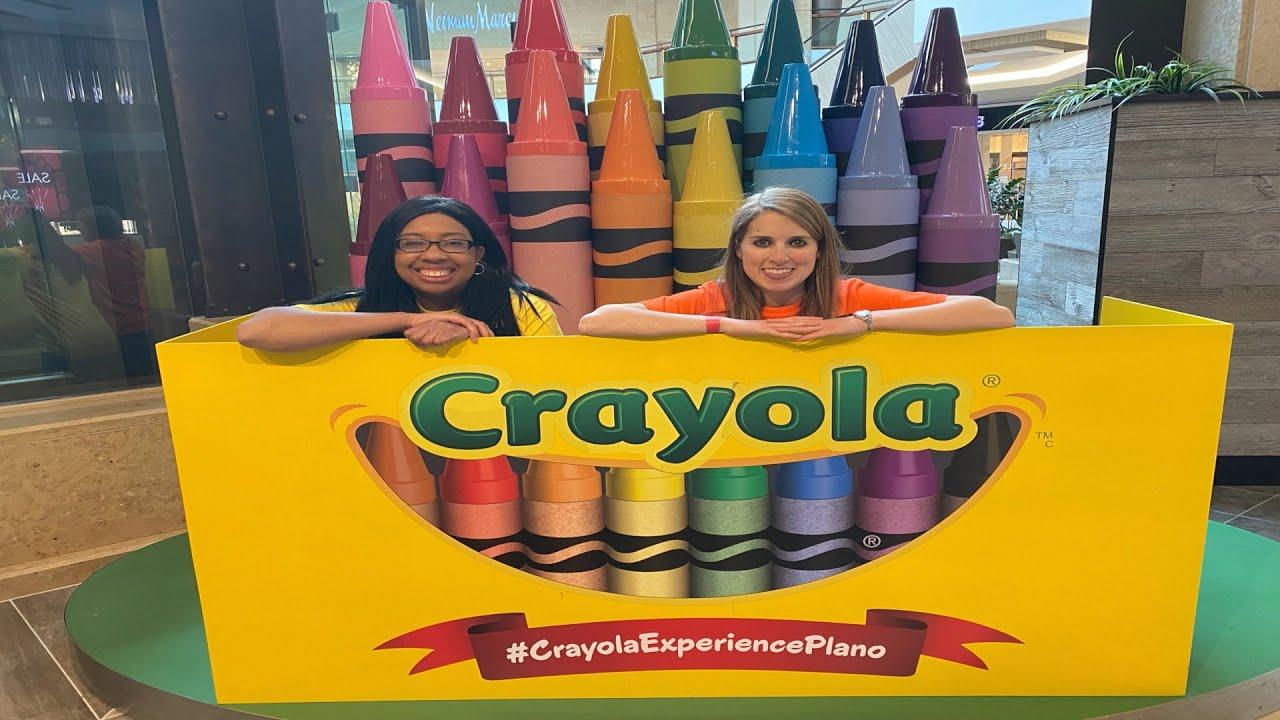 Harold and the Purple Crayon l Crockett Johnson I Crayola Experience l Plano l Texas I Kassi Kincaid