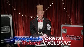 Comic Daredevil Bello Nock Recalls Taking His Clowning to New Heights - America