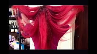 Яркое окрашивание волос Омск Салон красоты в Омске Мелирование волос Омск