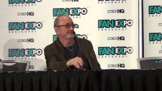 Vancouver Fan Expo 2014 - Robert Englund