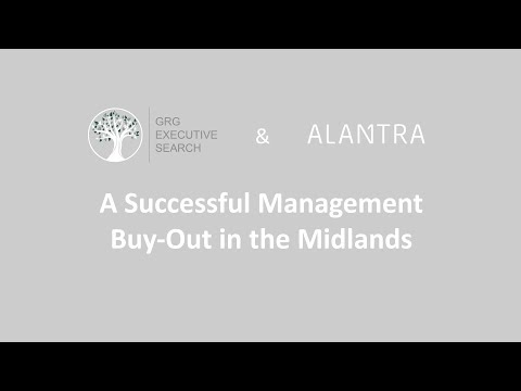 A Successful Management Buy-Out in the Midlands