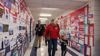 Veterans Day 2018 in Rockwood Schools