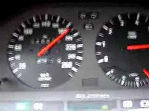 e30 Alpina B6 3.5 Acceleration