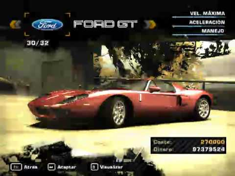 Hack de dinero infinito y bolsa para need for speed most Nfs most wanted para pc