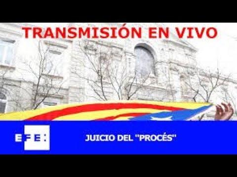 JUICIO CONTRA EL GOLPE DE ESTADO DEL 1-0 (declaraciones de Santi Vila y los Jordis) DIRECTO