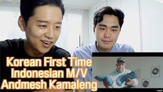 Andmesh Kamaleng - Cinta Luar Biasa l KOREAN REACTION l CHI-LOG MP3