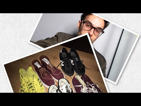 My 5 Favourite Shoes To Wear | Adidas, Ralph Lauren, Converse, New Balance