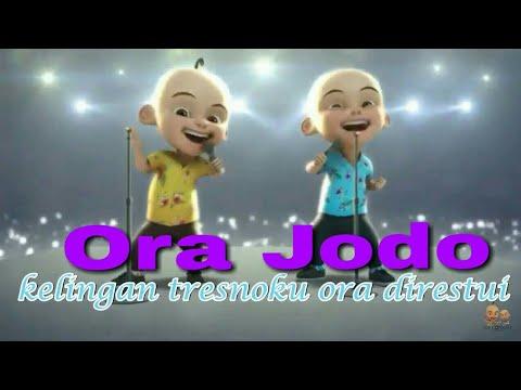 Lagu Ora Jodo - Nella Kharisama || Unofficial Music Video Versi Upin Ipin Parody Full Lirik