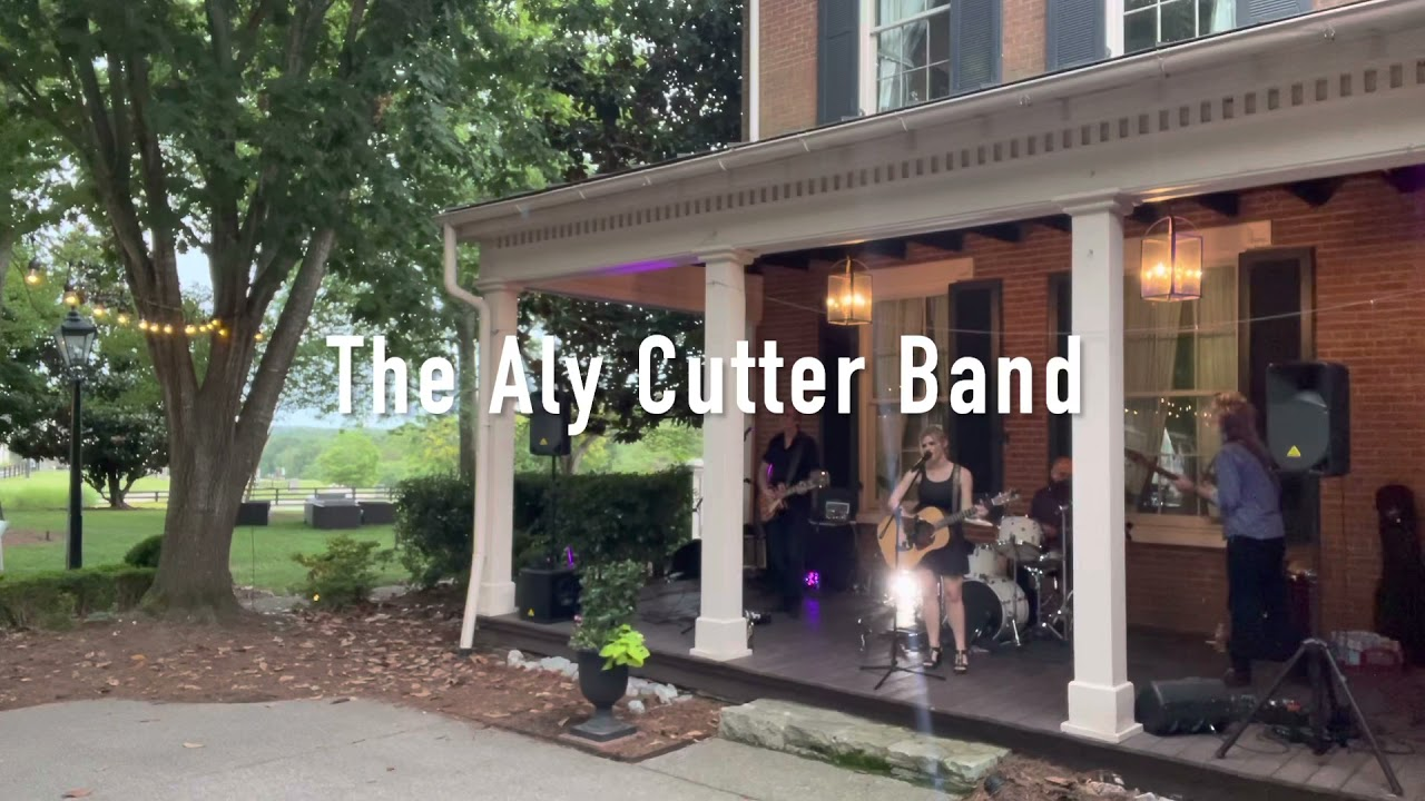 The Aly Cutter Band