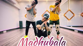 Sushant Khatri | Madhubala Choreography | Unreal Crew | Altaf | Wasim