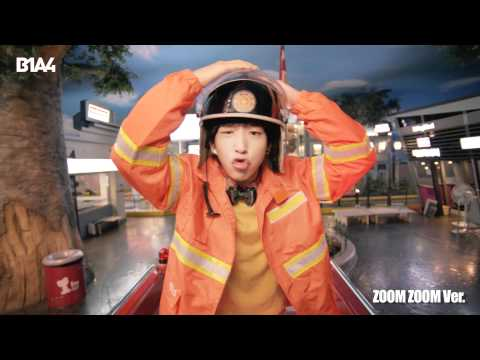 B1A4 - Beautiful Target (ZOOM ZOOM Ver.)